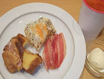 【MINI PLATE】フレンチトーストセット
