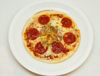 ナポリ風ミックスピザ